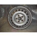 Диск колёсный 6 Jx15 H2 Б/У круглое отверстие Фольксваген Т4 VAG 7D0601027A Б/У