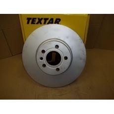 Диск тормозной передний вентилируемый R=16 96- Textar 92109903