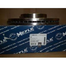 Диск тормозной Фольксваген Т5 R16 Meyle 1155211053