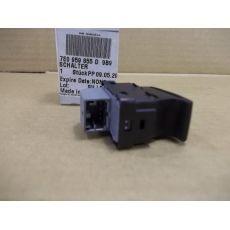 Выключатель электростеклоподъемника переднего прав. VAG 7E0959855D9B9