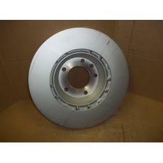 Диск тормозной передний R18 лев. VAG 7L8615301