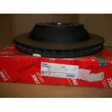 Диск тормозной задний R17/18 вентилируемые TRW DF4487S
