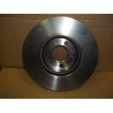 Диск тормозной передний вентилируемый R=16 96- BREMBO 09.9797.10