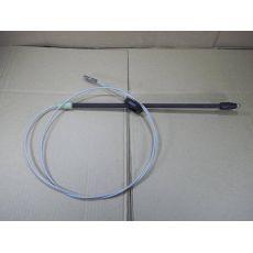 Трос ручника центральный база 3660мм A9064205185 VAG 2E0609701AM