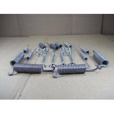 Комплект пружин на односкатные 250 x 55 TRW SFK136