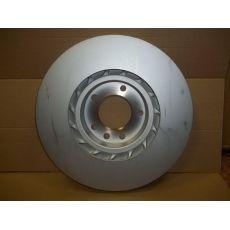 Диск тормозной передний прав. - 2010 VAG 7P6615302