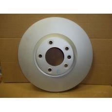 Диск тормозной передний прав. 2010- VAG 7P6615302A