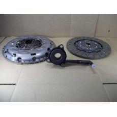 Комплект сцепления Фольксваген Т5 + выжимной подшипник гидравлический  CAAC,CAAE,CCHA,CCHB LUK 624351733