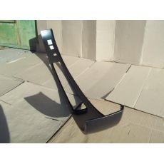 Накладка между решеткой радиатора и бампер под опрыскиватель VAG 7D0853662F