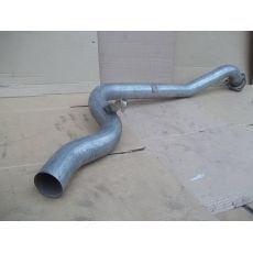 Глушителя труба задняя VAG 073253681D