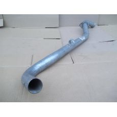 Глушителя труба задняя Polmostrow 30.393