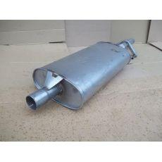 Труба глушителя средняя Polmostrow 30.232