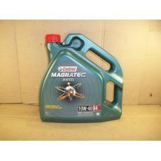 Моторное масло Magnatec Diesel 4L полусинтетическое Castrol 10W40