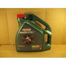 Моторное масло Magnatec 4L полусинтетическое Castrol 10W40
