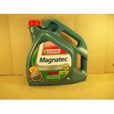Моторное масло Magnatec 4L синтетическое Castrol 5W40