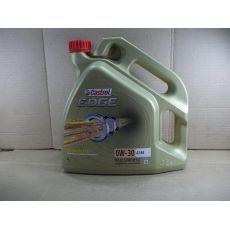 Моторное масло EDGE 0W30 4L синтетическое Castrol 0W30