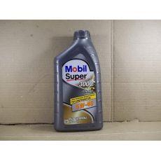 Моторное масло MOBIL Super 3000 DIESEL 1L синтетическое Mobil 5W40