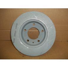 Диск тормозной передний вентилируемый 28-35 2002 VAG 2D0615301D