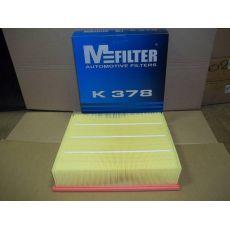 Фильтр воздушный Mfilter K378