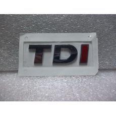 Эмблема надпись TDI VAG 3B0853675ABGQF