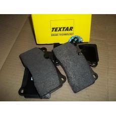 Колодки тормозные передние R17 2007- Textar 2409801