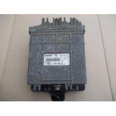 Блок управления двигателем  AGX VAG 074906021Q Б/У