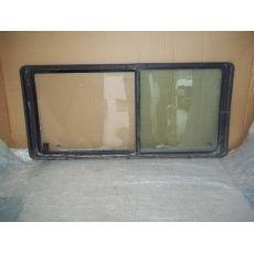 Стекло боковое сдвижное в сборе R VAG 7D0845298B Б/У