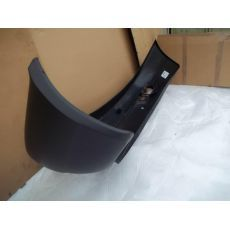 Бампер передний чёрный с отверстиями для туманок PR-AC0 96