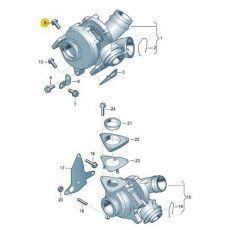 Болт на турбину VAG N91046101
