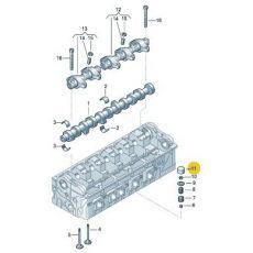 Гидрокомпенсатор INA 420010210