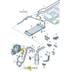 Датчик температуры топливной системы VAG 038906081B