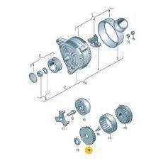 Муфта генератора VAG 070903115C