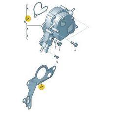 Вакуумный насос прокладка Фольксваген Т5 Elring 876.661