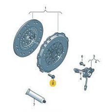 Болт корзины Tiguan AXC AXB VAG N90320701