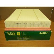Фильтр воздушный MANN C4312/1
