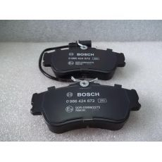 "Колодки тормозные передние 70-Y000001-->> 15""Girling с дат. Bosch  0986424672"