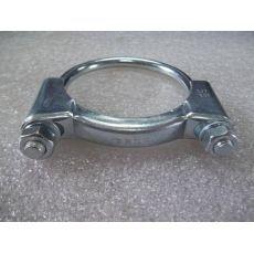Труба глушителя хомут Bosal 250-265