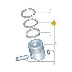 Поршневые кольца AMF AXC,AXB D=80,00 MAHLE 03055V2