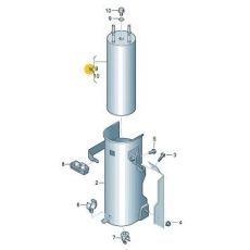 Фильтр топливный +Touareg AXB AXD AXE BAC AXC Filtron PP985