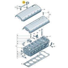 Сапун AXD AXE VAG 070129101A