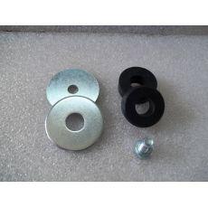 Амортизатор задний масляный Фольксваген Т4 ASAM 70454