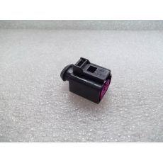 Корпус плоского разъема полукруглый для генератора после 99 года VAG 1J0973772