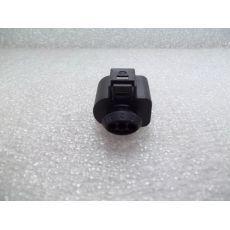 Корпус плоского разъема полукруглый 3 контакта датчик уровня масла Febi 37915