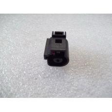 Корпус плоского разъема полукруглый 1 контакт узкий VAG 1J0973081