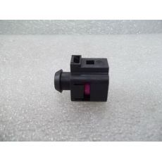 Корпус плоского разъема полукруглый 4 контакта  VAG 4B0973712