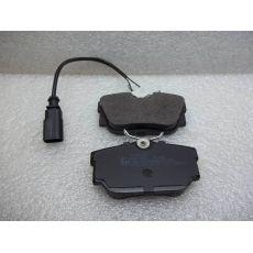 Колодки тормозные задние дисковые R15 с дат. PATRON PBP1482