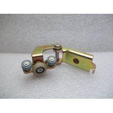 Ролик сдвижной двери средний VAG 2D1843335D