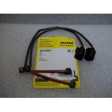 Датчик тормозных колодок передний Textar 98030900