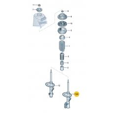 Амортизатор передний Фольксваген Т5 Bilstein 22-193032