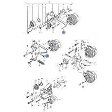 Ремень кондиционера/генератора Contitech 6PK1905